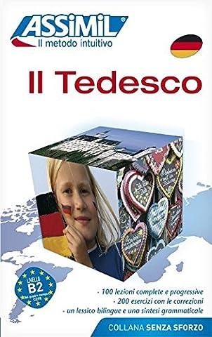 Il tedesco : Collana senza sforzo (en langue italien pour