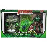 RIANZ Avengers Hulk 3 In 1 Gift-Set, Green