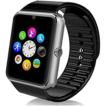 Smartwatch Android, DeYoun® Handy Uhr Bluetooth: Amazon.de