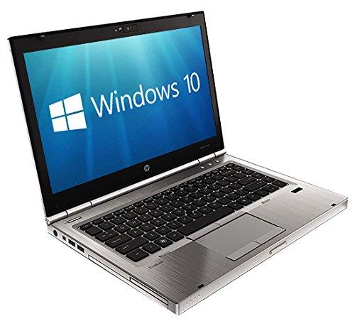 HP EliteBook 8470P 14-Inch Notebook Silver - Intel