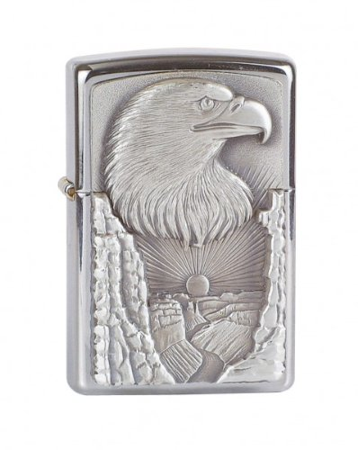 Zippo 1300051 Nr. 200 Eagle Grand Canyon Emblem