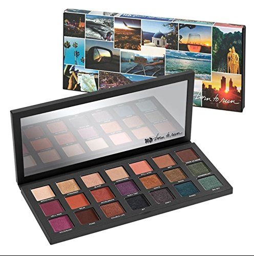 Born To Run Eyeshadow Palette