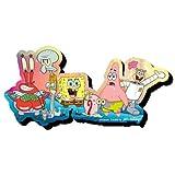 SpongeBob SquarePants Group Funky Chunky Magnet