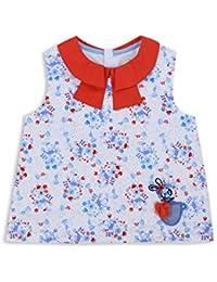 The Essential One Bebé infantil Niñas - Blusa - Rojo - EOT292