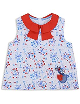 The Essential One - Baby Kinder Mädchen - Bluse - Rot - EOT292