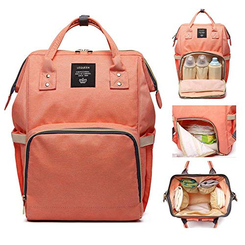 53935e913150 Eulan Capacity Diaper Bag Backpack Multi-Function Baby Nappy Tote Bags  Travel Backpack for Baby