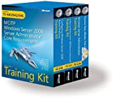 MCITP Self-Paced Training Kit (Exams 70-640, 70-642, 70-646): Windows Server® 2008 Server Administrator Core Requirements (PRO-Certification)