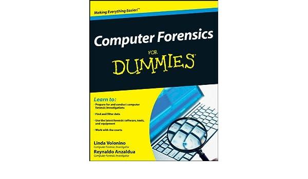Computer Forensics For Dummies eBook: Carol Pollard, Reynaldo ...