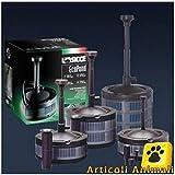 Sicce Filtro NEW per Laghetto Ecopond 1 (700 l/h) - Filtri Laghetto