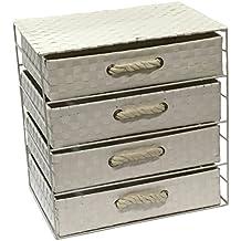 Arpan–Cajonera (multiple- unidad de almacenamiento de utilizar con armario para Home/Office, Dormitorio/Cuarto de baño
