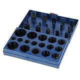 Fixman 362244 - Pack de 419 arandelas de sellado, color negro