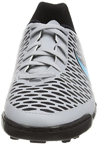 Nike Magista Ola Tf, Chaussures de Football Homme Gris (wolf Grey/turqouise Blue)