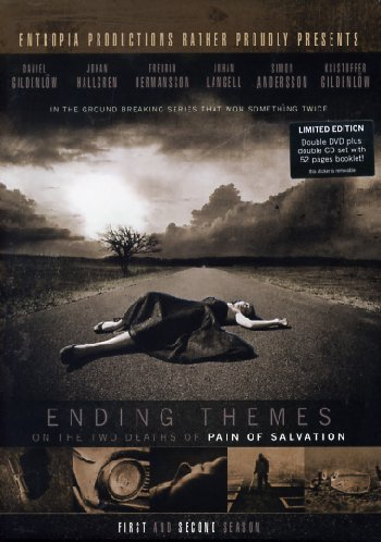 Pain Of Salvation - On The Two Deaths Of (Limited) (2 Dvd+2 Cd)