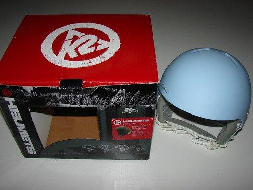 K2 Skihelm Snowboardhelm K 2 Helmets Scepter Helm Skaterhelm Skater Gr. S 51 - 55 cm