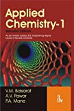 Applied Chemistry-I is in accordance with the revised syllabus of Mumbai University which is common to all the engineering branches. The book is organised in such a way that the students can acquire the knowledge of applications of chemistry in Engin...