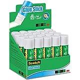 Scotch 6221D - Pegamento en barra (20 unidades, 21 gr, sin disolvente)