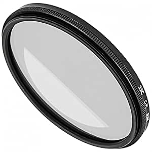 Ultra Slim CPL Circular Polarizing Filter for camera lens with 52 mm filter thread for High-Contrast Images with Saturated Colours