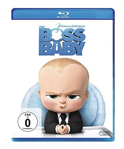 Preisvergleich Produktbild The Boss Baby [Blu-ray]