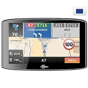 MAPPY Ulti S536 Europe – Cartes à vie gratuite