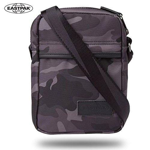 Eastpak The One / Constructed Camo - Premium - Camouflage Design - Sacoche à bandoulière - 21 x 16 cm