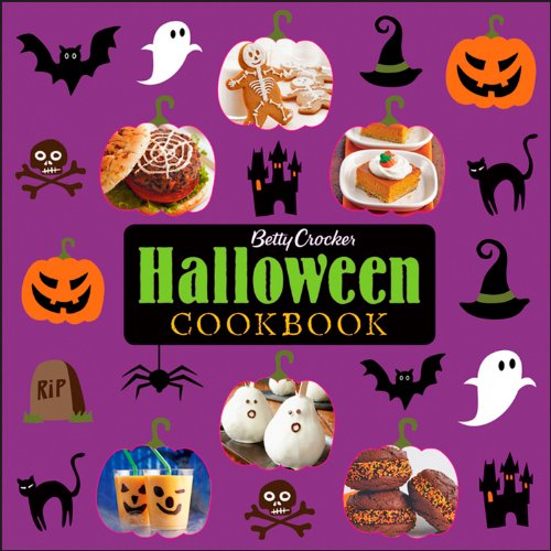 Betty Crocker Halloween Cookbook (Betty Crocker Cooking)
