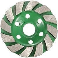 BXU-BG abrasivos industriales 100mm diamante pulido taza rueda disco hormigón mampostería piedra herramienta