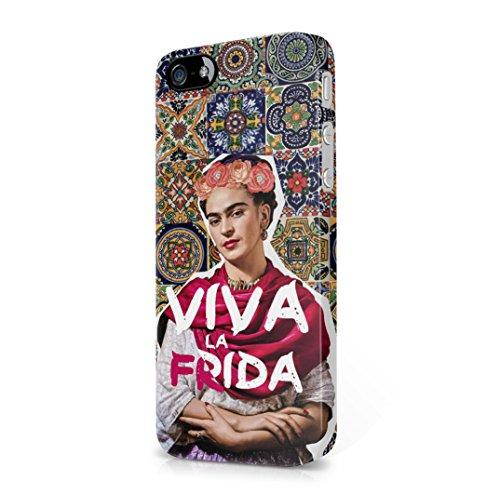 frida-viva-la-frida-iphone-5-iphone-5s-iphone-se-hard-plastic-case-cover