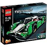 Lego Technic 42039 - Langstrecken - Rennwagen + Lego Technic 8293 - Power Functions Tuning-Set