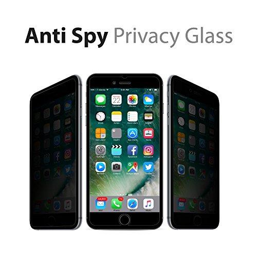 BoxWave Displayschutzfolie für Apple iPhone 7 Plus (ClearTouch Glas) für Apple iPhone 7 Plus -