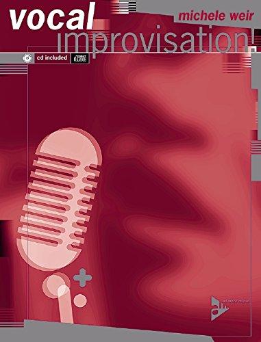 Vocal Improvisation: Gesang. Lehrbuch mit CD. (Advance Music)