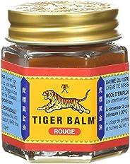 Bálsamo De Tigre 30g Rojo Super Fuerza Alivio De Dolor Crema Tailandia Tiger Balm