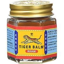 Tiger Balm Bálsamo rojo maceta de 30g