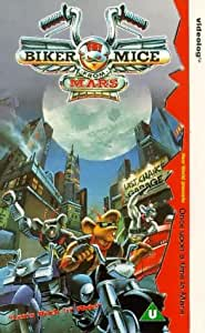 Biker Mice From Mars: Once Upon A Time In Mars [VHS]