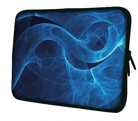 Sidorenko Designer Laptophülle für Laptops mit einer Bildschirmdiagonale von 33-33,8 cm ( 13-13,3 Zoll, MacBook Air, Macbook Pro Retina Display ) neopren max. Geräteabmessungen 32,5 cm x 23 cm