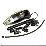 XCQHSHI 4 In 1 Car Vacuum Cleaner Air Pump Vehicle Vacuum Cleaner Handheld Wet Dry Dual-Use Tire Pressure Measurement