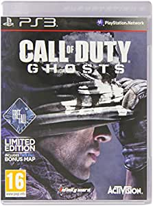 CALL OF DUTY GHOST LIMITED EDI