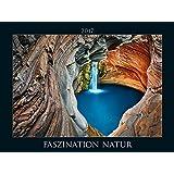 Faszination Natur 2017 - Fascinating Nature - Bildkalender quer (56 x 42) - Landschaftskalender
