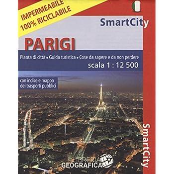 Parigi - Smart City 1: 12 500