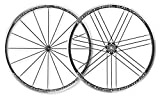 Campagnolo Laufradsatz Shamal Ultra C17 2-Way Fit // 9s/10s/11s, Dimension:17-622 (28´´) 700C, Ausführung:Campa.-Rotor, WH17-SH2FRB