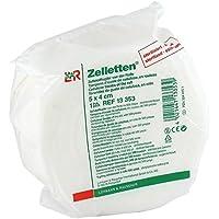 ZELLETTEN Tupfer gerollt steril 5x4cm, 500 St preisvergleich bei billige-tabletten.eu