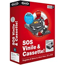 Magix SOS Vinile & Cassette 3, CD, ITA - Software de video (CD, ITA, 500 MB, 512 MB, 1 GHz, ITA)