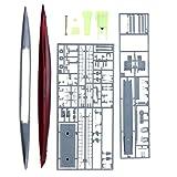 Baoblaze 1:200 Demontage Kriegsschiff Schlachtschiff Schiff Modell Bausatz