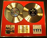 THE BEATLES/Zweifache Goldene Schallplatte DISPLAY/Limitierte Edition/COA'HELP!' & 'BEATLES FOR SALE'