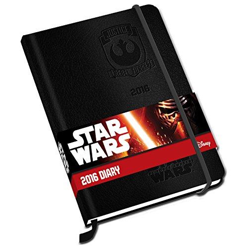 The Official Star Wars Episode VII (A5) 2016 Diary por Danilo