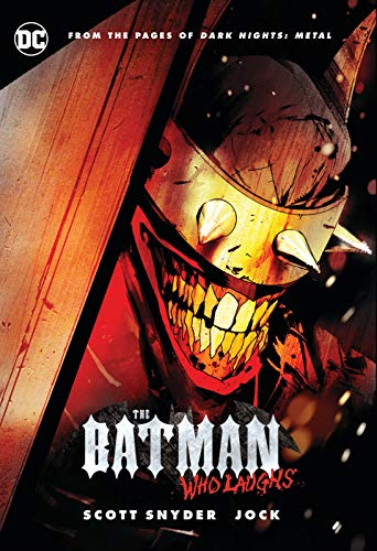 The Batman Who Laughs (Wayne Scott)
