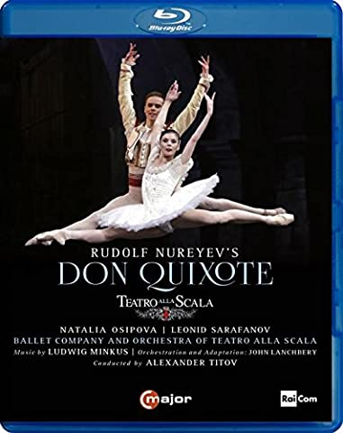 Don Quixote [Blu-ray]