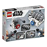 LEGO 75239 Star Wars Action Battle Hoth Generator Attack Target Shooting Set, Episode 5 The Empire Strikes Back, Colourful