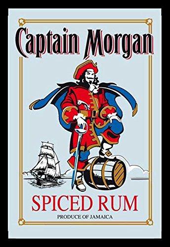 captain-morgan-rhum-miroir-imprime-avec-cadre-en-plastique-facon-miroir-20-x-30-cm