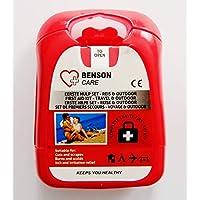 Erste Hilfe Set Notfall-Set für Reise Outdoor mit Pflaster usw. 19tlg. preisvergleich bei billige-tabletten.eu