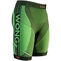 Malla Corta Wong Sport Verde Claro (M)